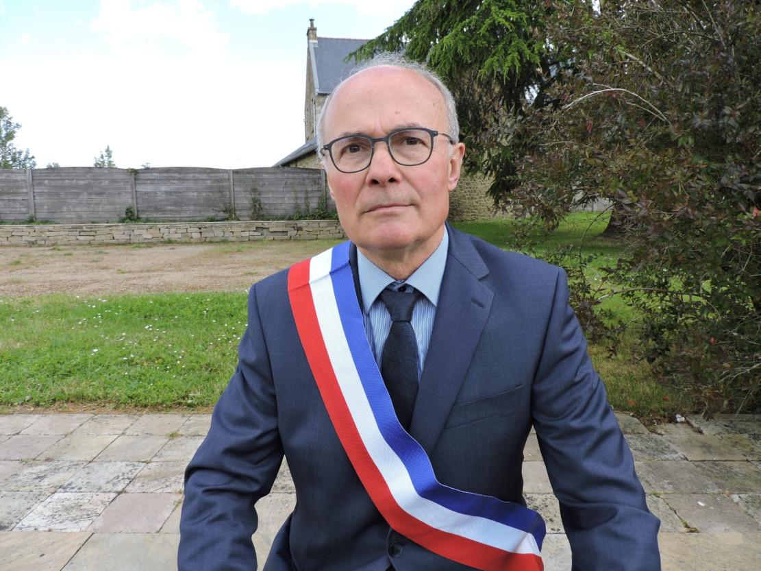 M. GIROUARD Pierre - Maire